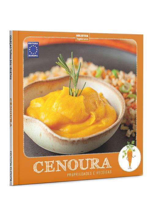 Turma dos Vegetais: Cenoura